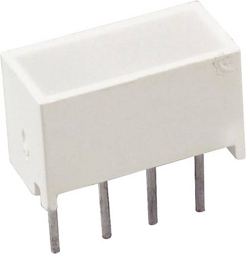 LED-Baustein Gelb (L x B x H) 10.6 x 9.94 x 4.86 mm LUMEX SSB-LX2400YW