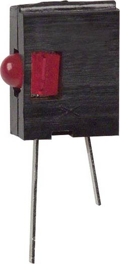 LED-Baustein Rot (L x B x H) 12.6 x 5.88 x 2.4 mm LUMEX SSF-LXH555ID
