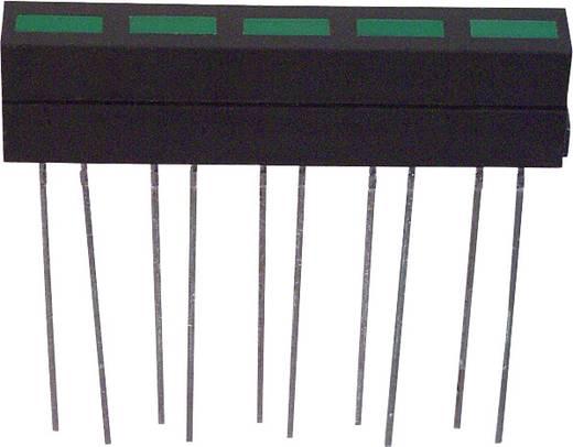 LED-Baustein Grün (L x B x H) 35.5 x 33.4 x 6.1 mm LUMEX SSA-LXB525GD