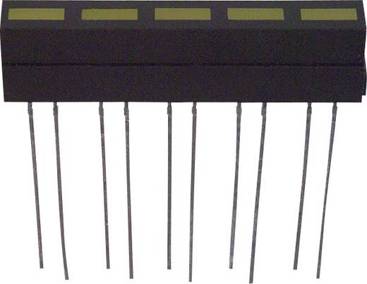 LED-Baustein Gelb (L x B x H) 35.5 x 33.4 x 6.1 mm LUMEX SSA-LXB525YD