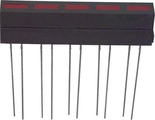LED-Reihe Rot (L x B x H) 35.5 x 33.4 x 6.1 mm LUMEX SSA-LXB525SRD