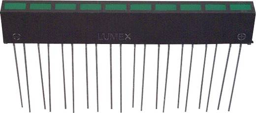 LED-Reihe Grün (L x B x H) 60.96 x 35.5 x 4.95 mm LUMEX SSA-LXH1025GD