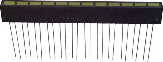 LED-Reihe Gelb (L x B x H) 74.5 x 10 x 5.08 mm LUMEX SSA-LXH1225YD