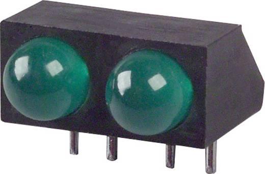 LED-Reihe Grün (L x B x H) 14 x 12.5 x 9.18 mm LUMEX SSF-LXH2100GD