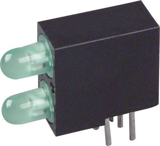 LED-Baustein Grün (L x B x H) 14 x 12.88 x 4.6 mm LUMEX SSF-LXH2103GGD-5V/4