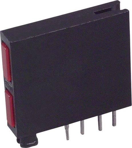 LED-Baustein Rot (L x B x H) 18.84 x 17.77 x 3.61 mm LUMEX SSF-LXH22573IID