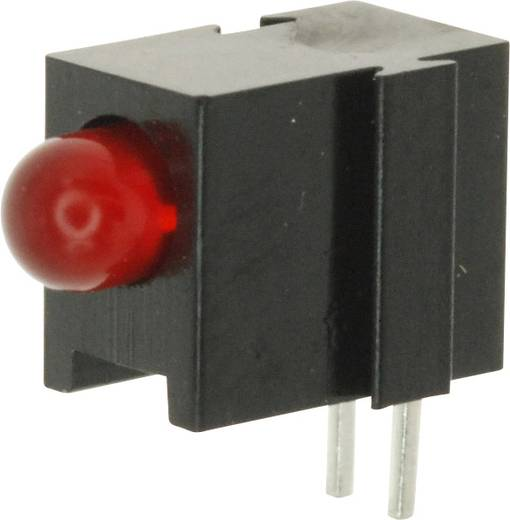LED-Baustein Rot (L x B x H) 11 x 10.28 x 6 mm LUMEX SSF-LXH2300ID-LM