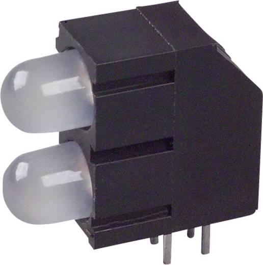 LED-Baustein Grün, Rot (L x B x H) 15.81 x 15.8 x 6.6 mm LUMEX SSF-LXHM250IGIGW