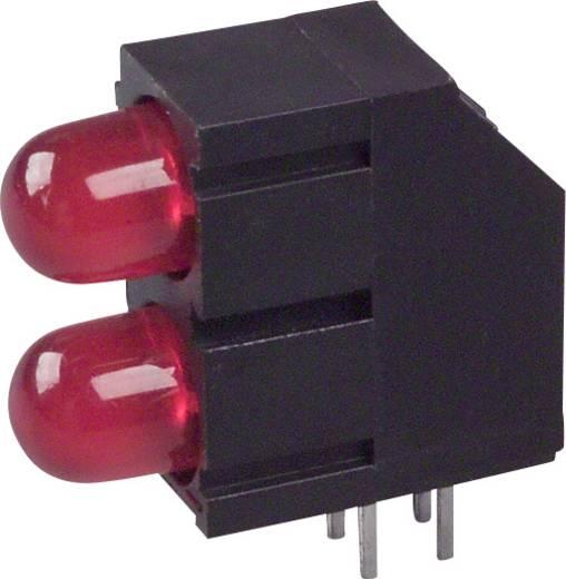 LED-Baustein Rot (L x B x H) 15.81 x 15.8 x 6.6 mm LUMEX SSF-LXHM250IID