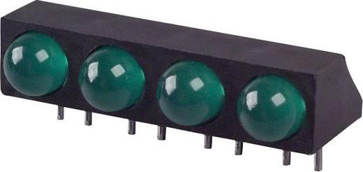 LED-Baustein Grün (L x B x H) 25.4 x 12.2 x 9.18 mm LUMEX SSF-LXH400GD