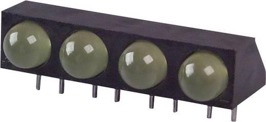 LED-Baustein Gelb (L x B x H) 25 x 11.5 x 9.18 mm LUMEX SSF-LXH400YD