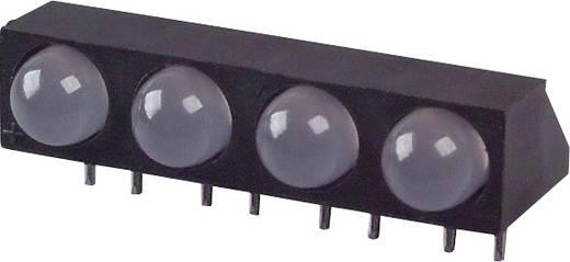 LED-Reihe Grün, Rot (L x B x H) 25.4 x 11.7 x 9.18 mm LUMEX SSF-LXH400HGW