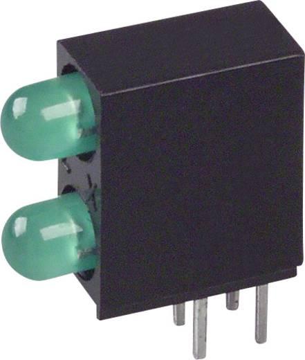 LED-Baustein Grün (L x B x H) 12.83 x 10.77 x 4.32 mm LUMEX SSF-LXH240GGD