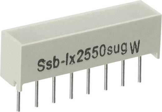 Flächen-LED Grün (L x B x H) 20.04 x 10.1 x 4.86 mm LUMEX SSB-LX2550SUGW
