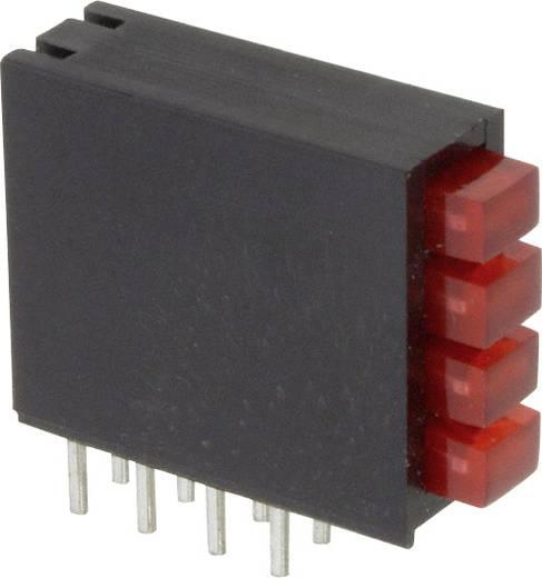 LED-Baustein Rot (L x B x H) 16.2 x 15 x 5.08 mm LUMEX SSF-LXH534SID