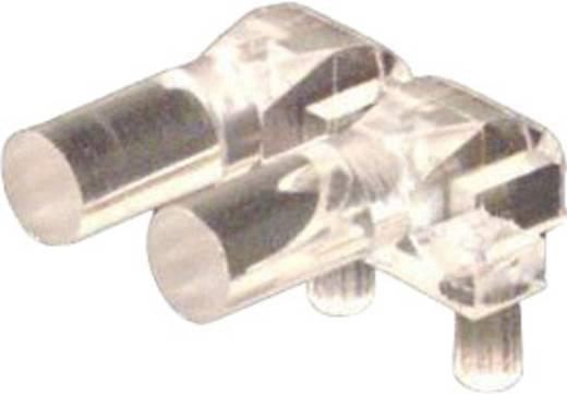 Hohllichtleiter Dialight 515-1071F Starr Kartenbefestigung, Presspassung
