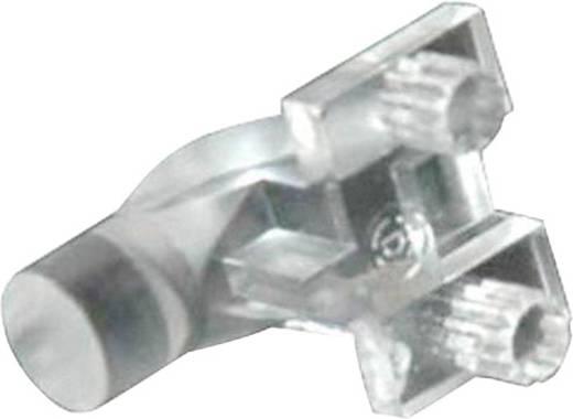 Hohllichtleiter Dialight 515-1011F Starr Kartenbefestigung, Presspassung