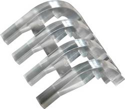 Conduit de lumière Dialight 515-1022F rigide montage sur carte, insertion en force 1 pc(s)