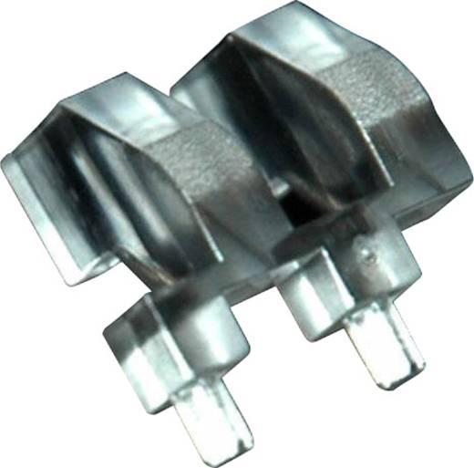 Hohllichtleiter Dialight 515-1051F Starr Kartenbefestigung, Presspassung