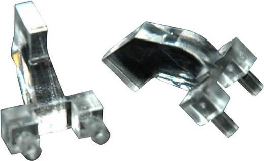 Hohllichtleiter Dialight 515-1054F Starr Kartenbefestigung, Presspassung