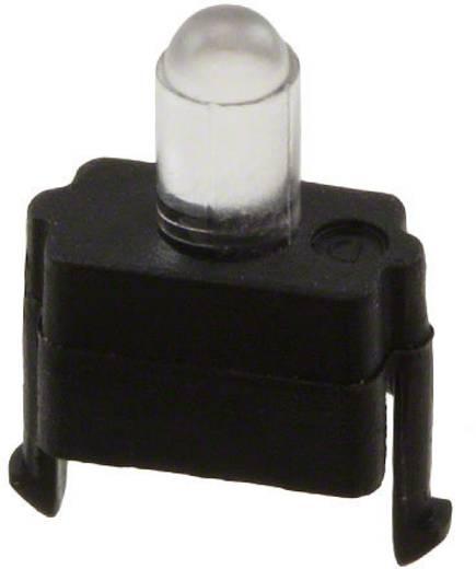 Hohllichtleiter Dialight 515119400350F Starr Kartenbefestigung, Einschnappen