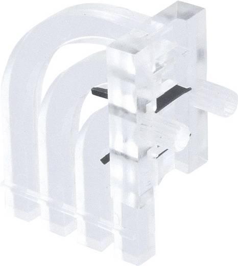 Hohllichtleiter Dialight 515-1023-803F Starr Kartenbefestigung, Presspassung