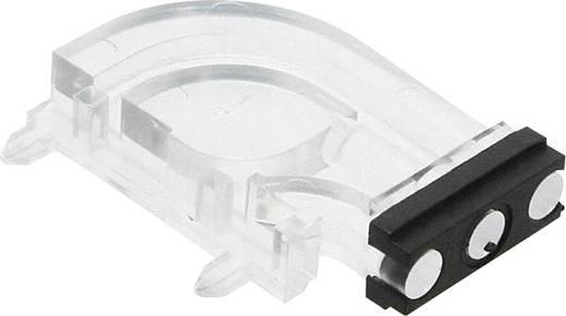 Hohllichtleiter Dialight 515-1064-801F Starr Kartenbefestigung, Presspassung