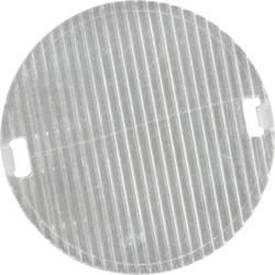 Lentille de recouvrement transparent transparent 4 °, 27 °