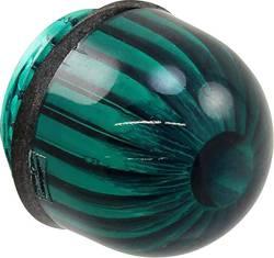 Lentille de recouvrement vert, transparent Dialight 052-3192-00