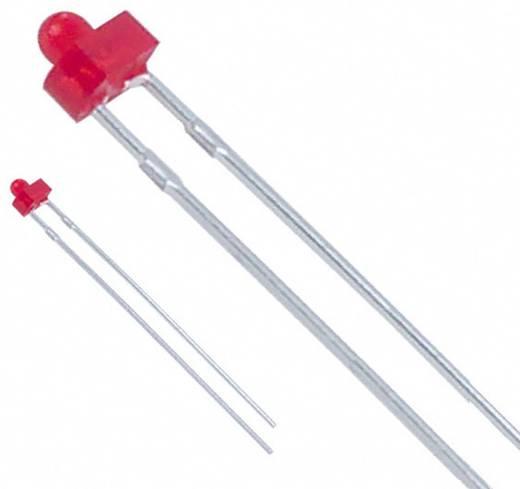LED bedrahtet Rot Rund 1.8 mm 12.6 mcd 38 ° 30 mA 2 V Lite-On LTL-709E