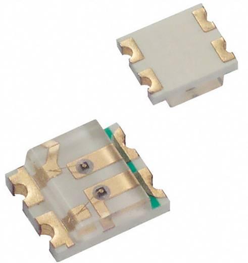Lite-On LTST-C155GYKT SMD-LED 3225 Grün, Gelb 6 mcd, 2.5 mcd 130 ° 10 mA 2.1 V