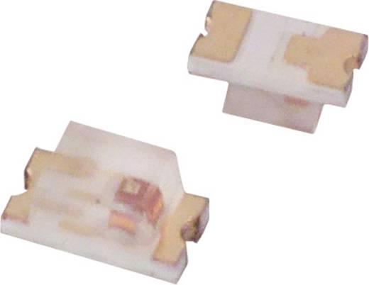 Lite-On LTST-C190EKT SMD-LED 1608 Rot 2 mcd 130 ° 10 mA 2 V
