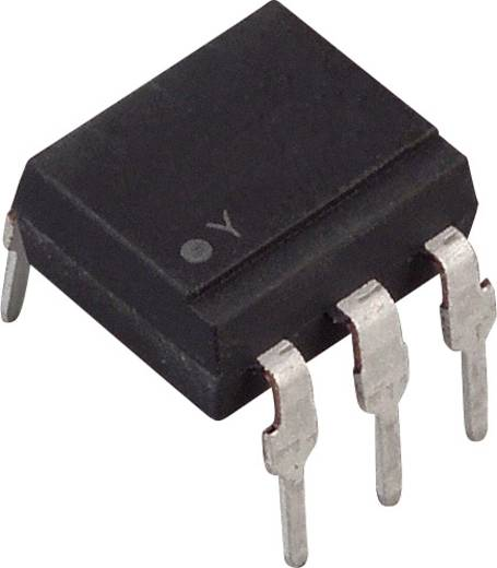 Optokoppler Phototransistor Lite-On CNY17-1 DIP-6 Transistor mit Basis DC