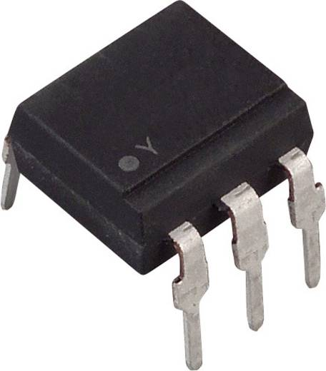 Optokoppler Phototransistor Lite-On CNY17F-1 DIP-6 Transistor DC