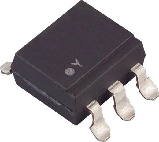 Optokoppler Phototransistor Lite-On CNY17F-2S SMD-6 Transistor DC