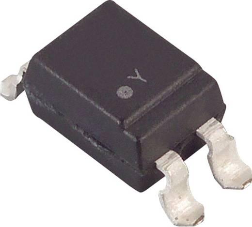 Lite-On Optokoppler Phototransistor LTV-354T SOP-4 Transistor AC, DC
