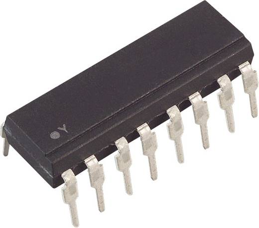 Optokoppler Phototransistor Lite-On LTV-846 DIP-16 Transistor DC