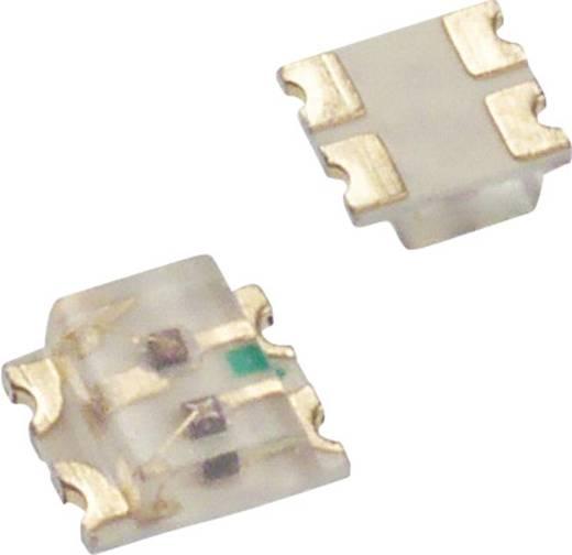 SMD-LED 1616 Grün, Gelb 35 mcd, 75 mcd 130 ° 20 mA 2 V Lite-On LTST-C195KGJSKT
