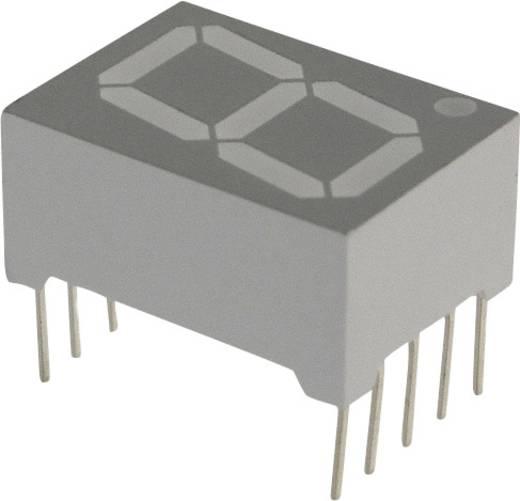 7-Segment-Anzeige Blau 14.22 mm 3.8 V Ziffernanzahl: 1 Lite-On LTS-5501AB