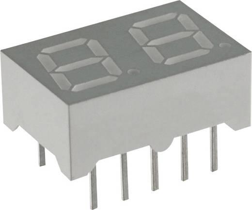 7-Segment-Anzeige Blau 7 mm 3.8 V Ziffernanzahl: 2 Lite-On LTD-2701B