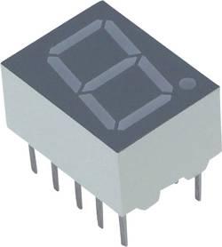 Afficheur 7 segments Lite-On LTS-4801JS Nombre de chiffres: 1 jaune 10 mm 2.05 V 1 pc(s)