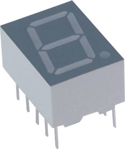 7-Segment-Anzeige Rot 10 mm 2 V Ziffernanzahl: 1 Lite-On LTS-4801JR