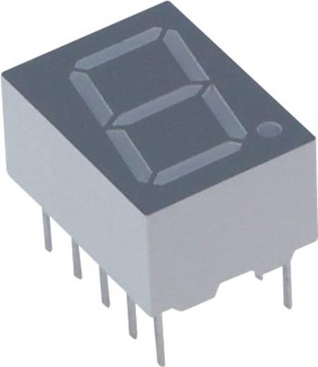 7-Segment-Anzeige Rot 10 mm 2 V Ziffernanzahl: 1 Lite-On LTS-4301JR