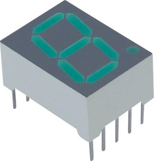 7-Segment-Anzeige Grün 14.22 mm 2.1 V Ziffernanzahl: 1 Lite-On LSHD-5601