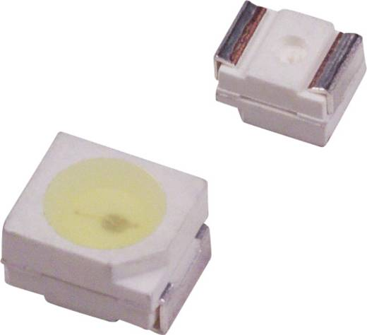 SMD-LED PLCC2 Weiß 1100 mcd 120 ° 20 mA 3.5 V Lite-On LTW-670DS