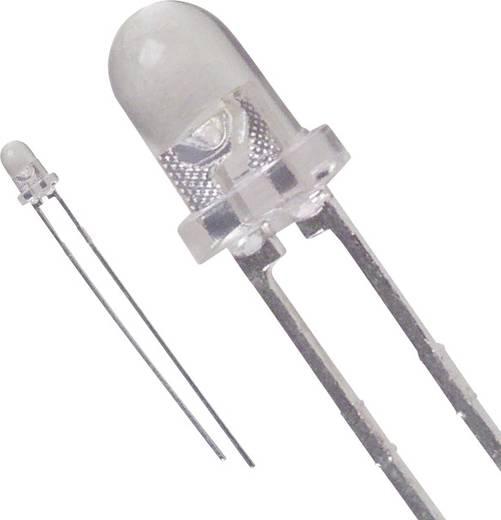 LED bedrahtet Weiß Rund 3 mm 2.6 cd 25 ° 30 mA 3.6 V Lite-On LTW-420C5