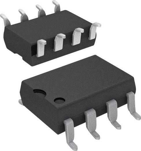 Optokoppler Phototransistor Lite-On 6N136S SMD-8 Transistor AC, DC