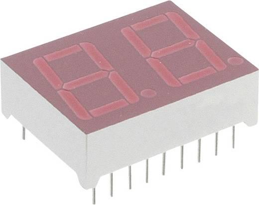 Lite-On 7-Segment-Anzeige Rot 14.2 mm 2 V Ziffernanzahl: 2 LTD-6910HR