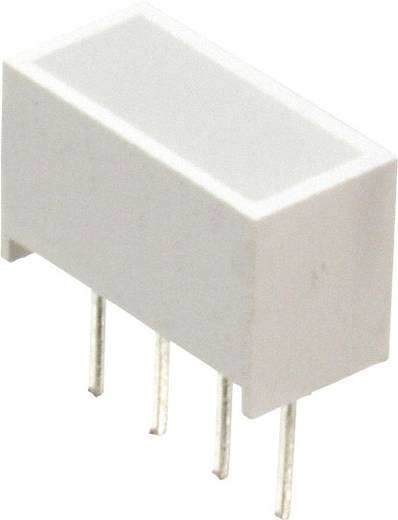 LED-Baustein Grün (L x B x H) 10.65 x 10 x 4.85 mm Lite-On LTL-2500G