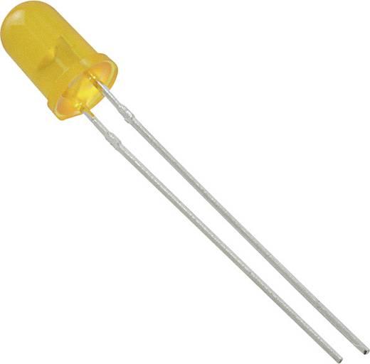 Lite-On LTL-307AE LED bedrahtet Bernstein Rund 5 mm 40 mcd 40 ° 20 mA 2.1 V